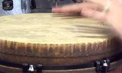 Hand drum SCHOOL NEWS size