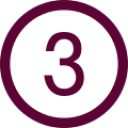 number-three-in-a-circle